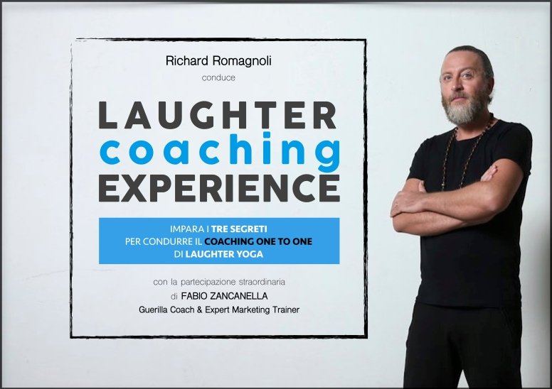 LAUGHTER COACHING EXPERIENCE
