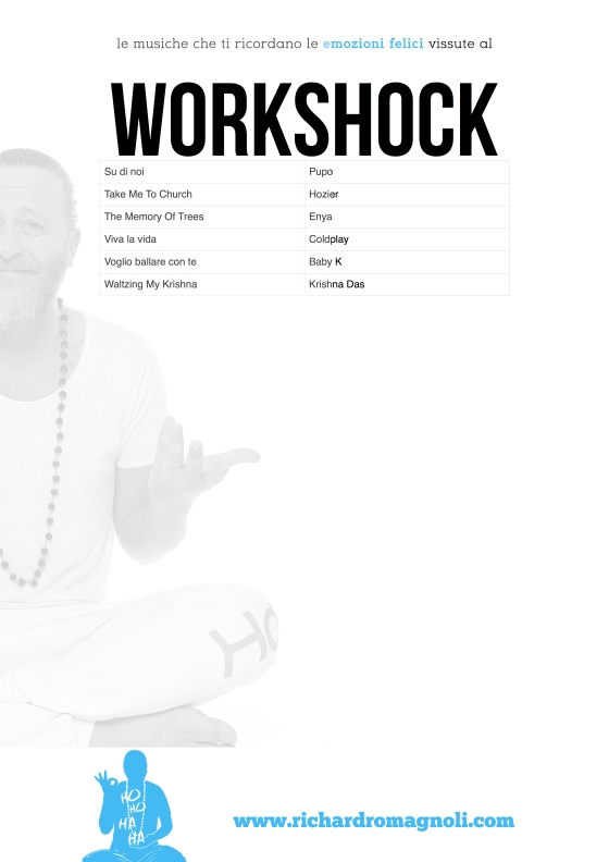 WorkShock - le musiche 20171123 #3